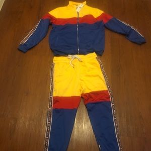 Rebelminds track suit (whole set only)